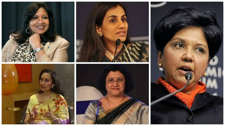 10 Most Powerful Women In India